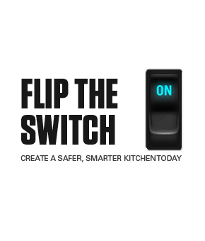 Flip the switch now