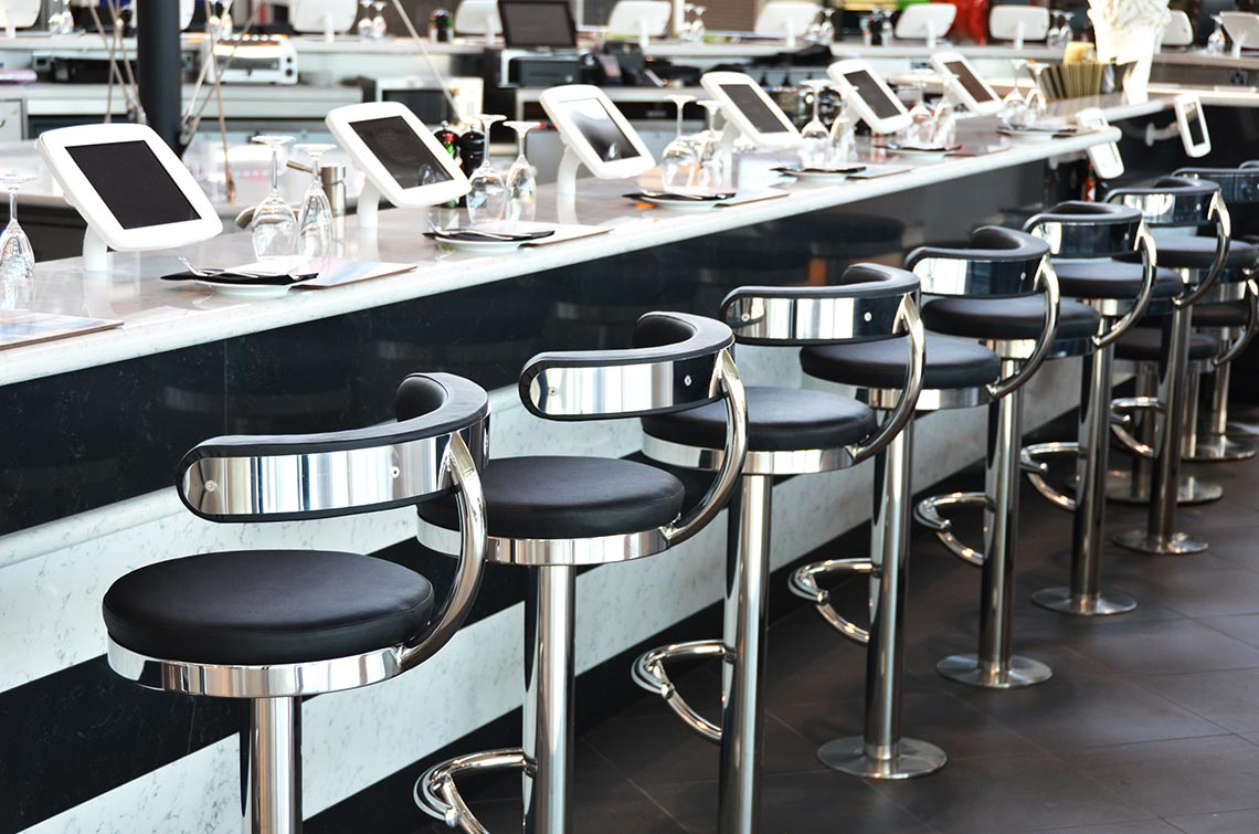 Front-of-house technology for restaurants